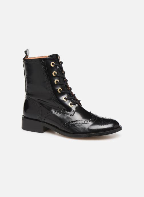 Bottines et boots Petite mendigote GABRIELLE Noir vue détail/paire