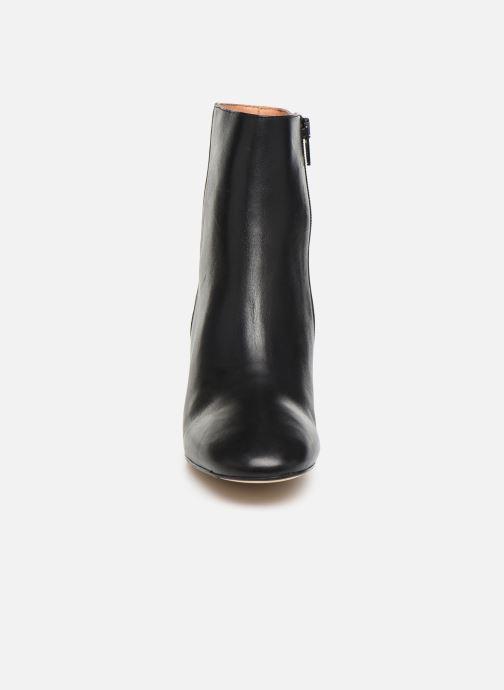 Bottines et boots Petite mendigote CLAUDETTE Noir vue portées chaussures