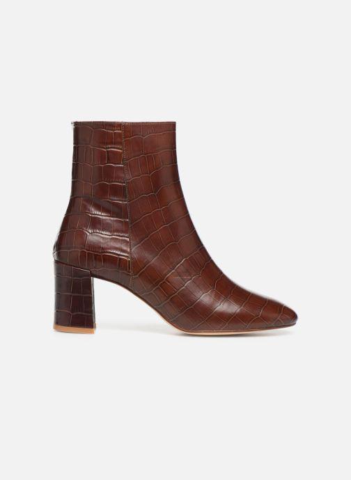 Bottines et boots Petite mendigote CLAUDETTE Marron vue derrière
