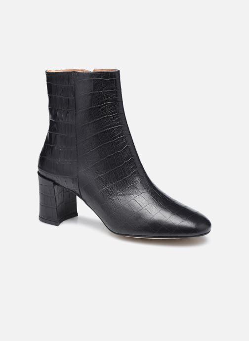 Bottines et boots Petite mendigote Claudette Noir vue détail/paire