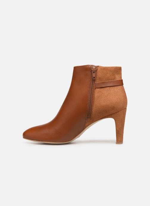 Bottines et boots Petite mendigote ARLETTE Marron vue face