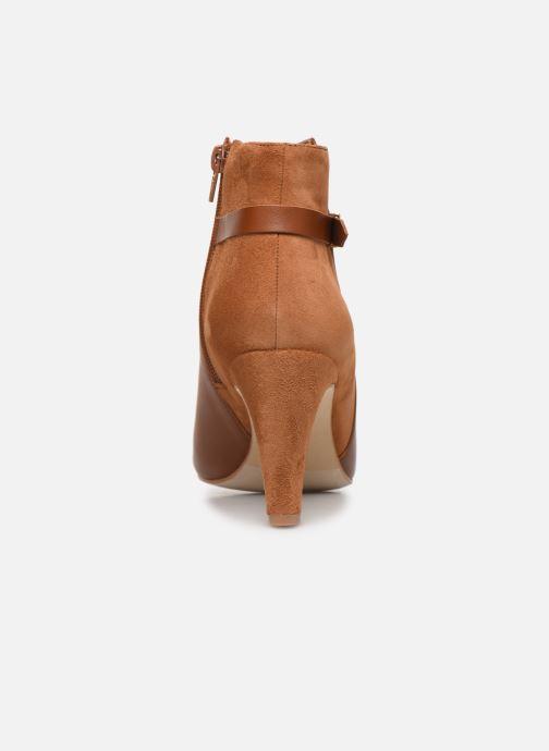 Bottines et boots Petite mendigote ARLETTE Marron vue droite
