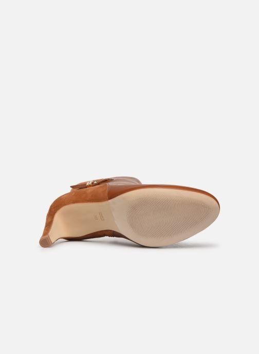 Bottines et boots Petite mendigote ARLETTE Marron vue haut