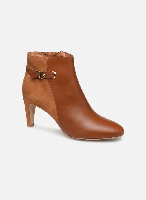 Bottines et boots Petite mendigote ARLETTE Marron vue détail/paire