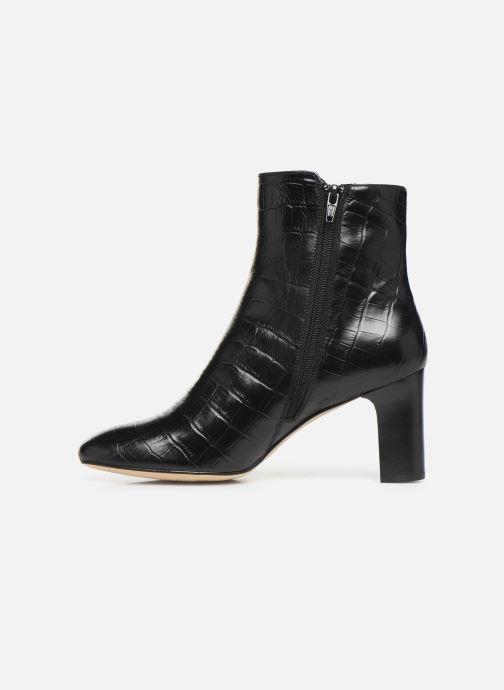 Bottines et boots Petite mendigote BERTILLE Noir vue face