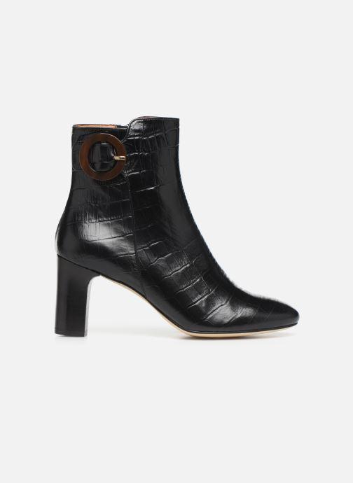 Bottines et boots Petite mendigote BERTILLE Noir vue derrière