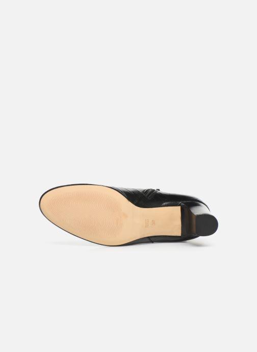 Bottines et boots Petite mendigote BERTILLE Noir vue haut