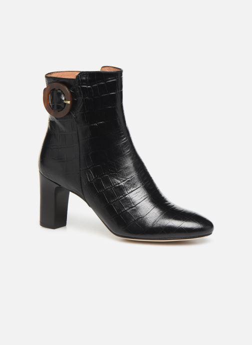 Bottines et boots Petite mendigote BERTILLE Noir vue détail/paire