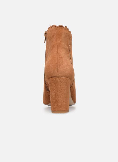 Bottines et boots Petite mendigote MAURICETTE Marron vue droite
