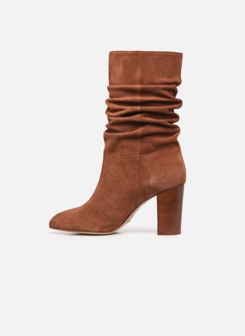 Bottines et boots Petite mendigote BLANDINE Marron vue face