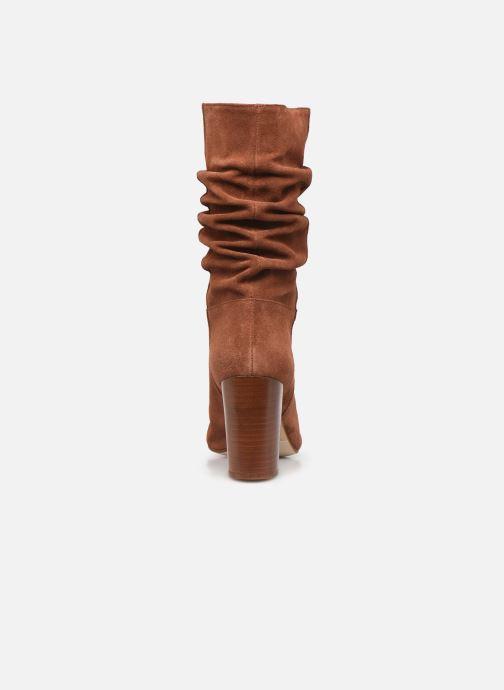 Bottines et boots Petite mendigote BLANDINE Marron vue droite