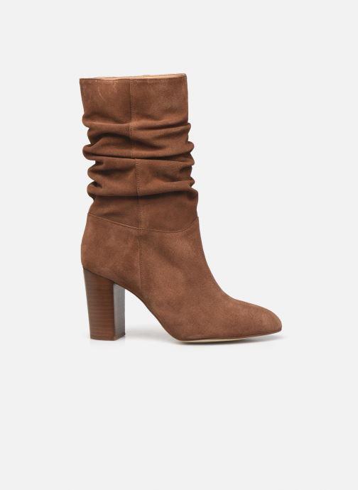 Bottines et boots Petite mendigote BLANDINE Marron vue derrière