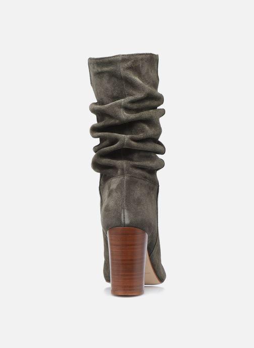 Bottines et boots Petite mendigote BLANDINE Vert vue droite