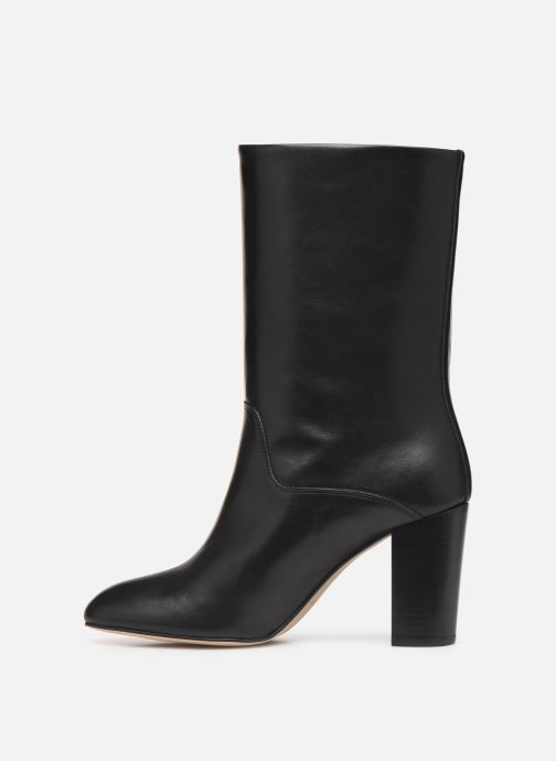 Ankle boots Petite mendigote ALMA Black front view