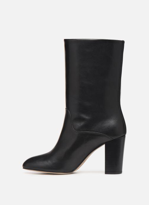 Bottines et boots Petite mendigote ALMA Noir vue face