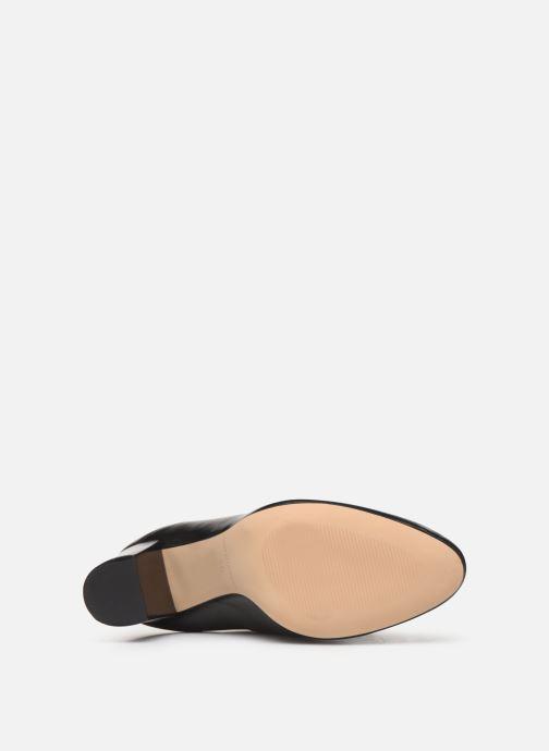 Bottines et boots Petite mendigote ALMA Noir vue haut
