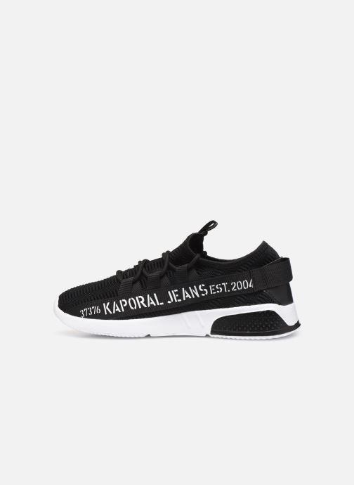 Sneaker Kaporal Dofino schwarz ansicht von vorne