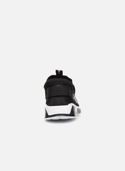 Sneaker Kaporal Dofino schwarz ansicht von rechts