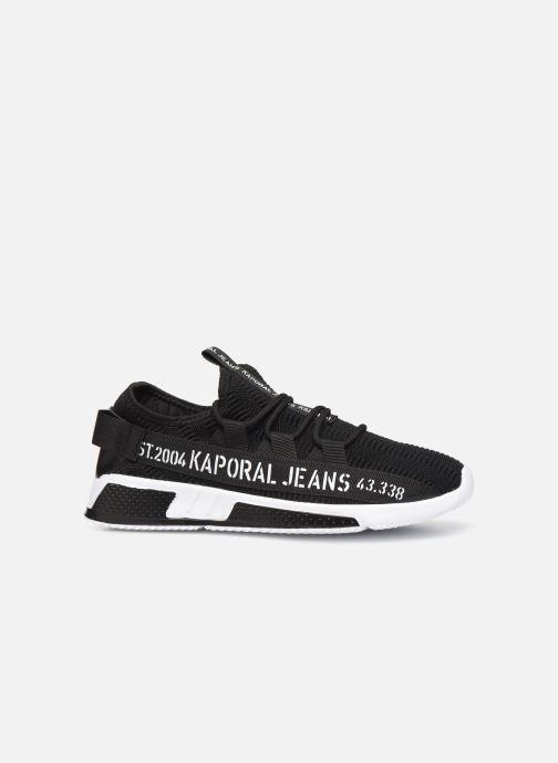 Sneaker Kaporal Dofino schwarz ansicht von hinten