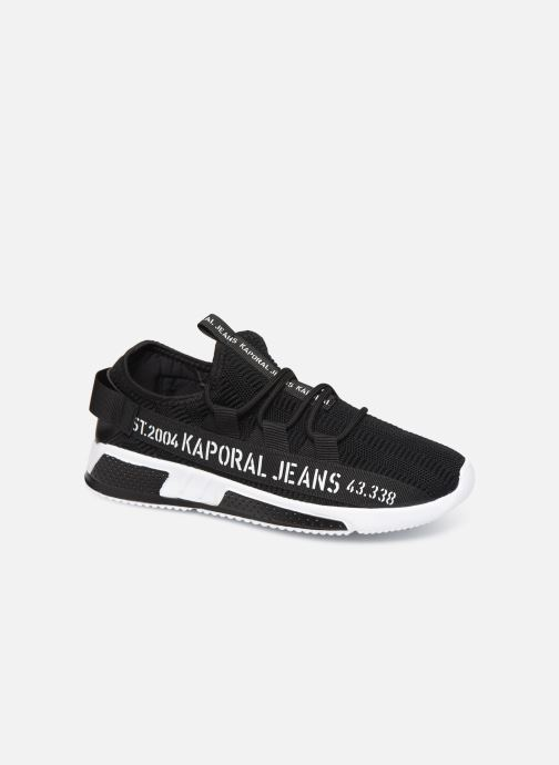 Trainers Kaporal Dofino Black detailed view/ Pair view