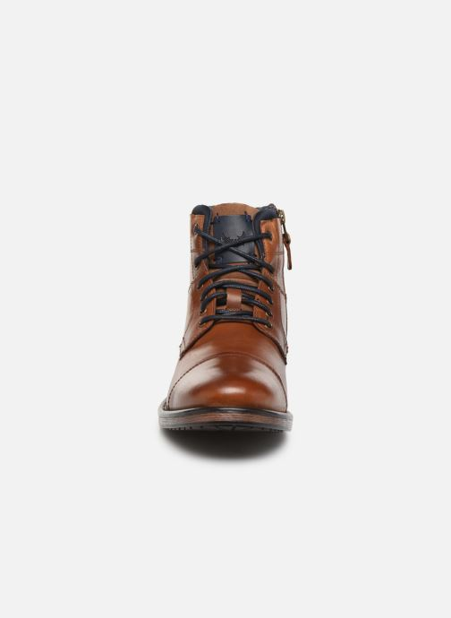 Bottines et boots Kaporal Griffe Marron vue portées chaussures