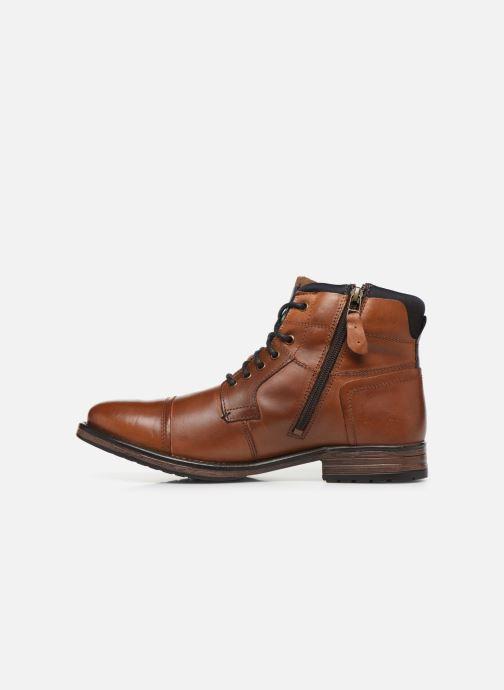 Bottines et boots Kaporal Griffe Marron vue face