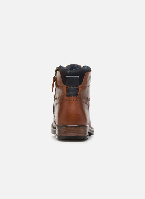 Bottines et boots Kaporal Griffe Marron vue droite