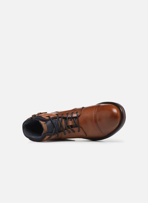 Bottines et boots Kaporal Griffe Marron vue gauche
