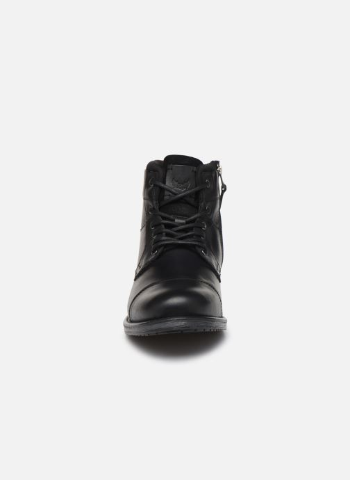 Boots en enkellaarsjes Kaporal Griffe Zwart model