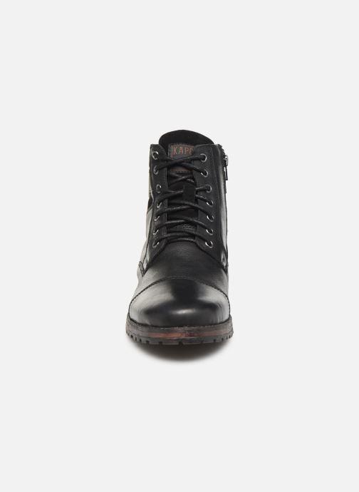 Boots en enkellaarsjes Kaporal Ibus Zwart model