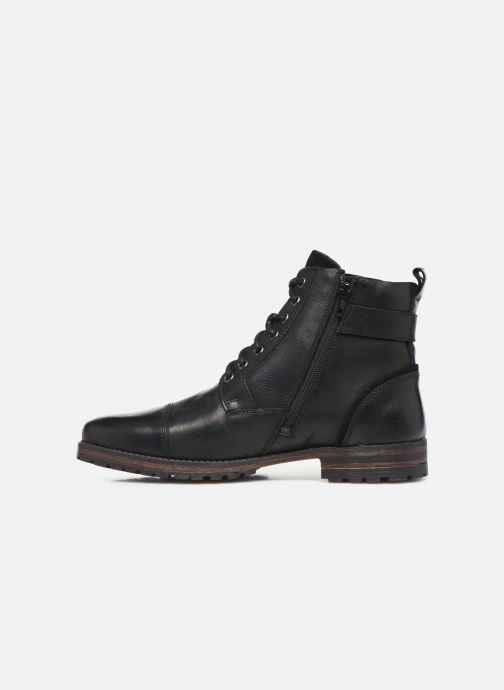 Boots en enkellaarsjes Kaporal Ibus Zwart voorkant