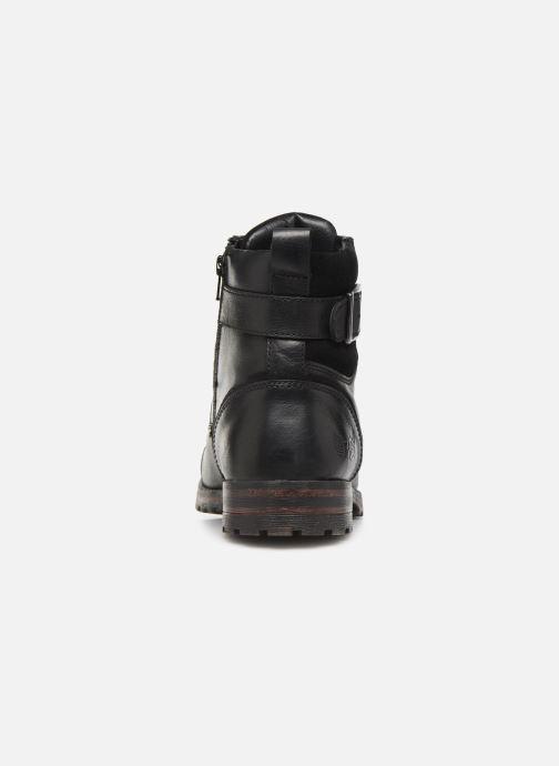 Boots en enkellaarsjes Kaporal Ibus Zwart rechts