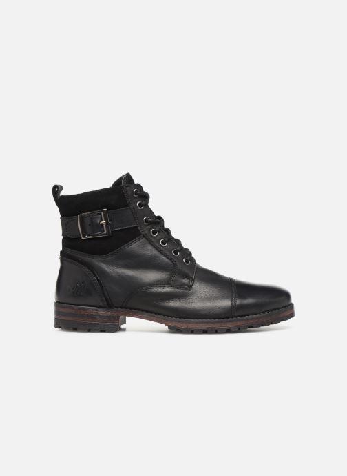 Boots en enkellaarsjes Kaporal Ibus Zwart achterkant