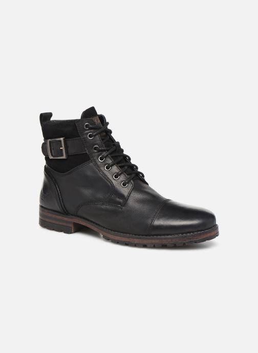 Boots en enkellaarsjes Kaporal Ibus Zwart detail