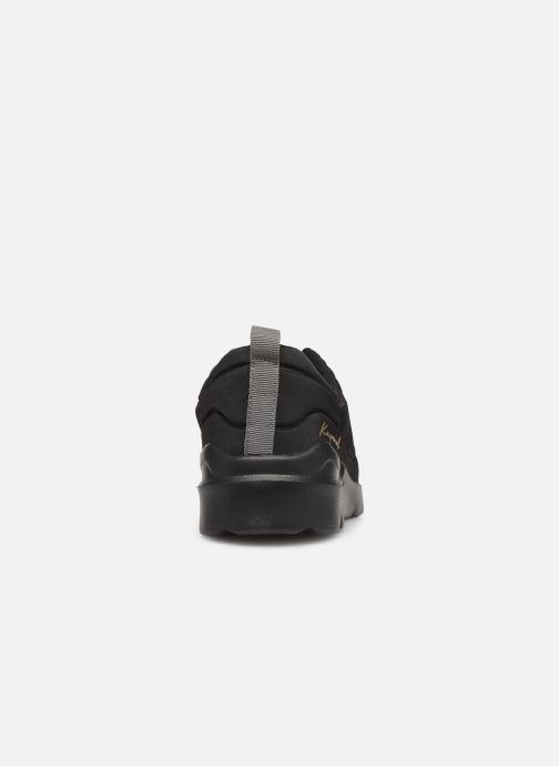 Baskets Kaporal Ruban Noir vue droite