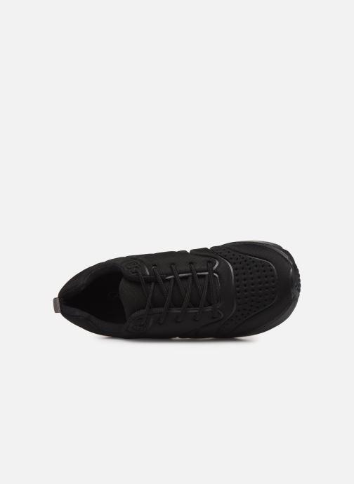 Baskets Kaporal Ruban Noir vue gauche