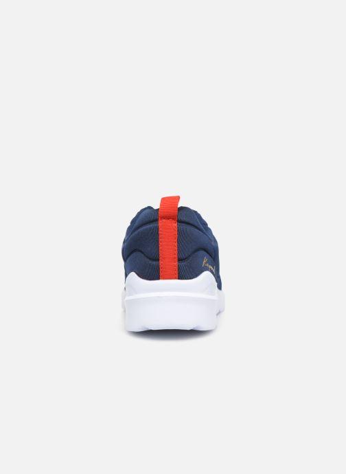 Baskets Kaporal Ruban Bleu vue droite