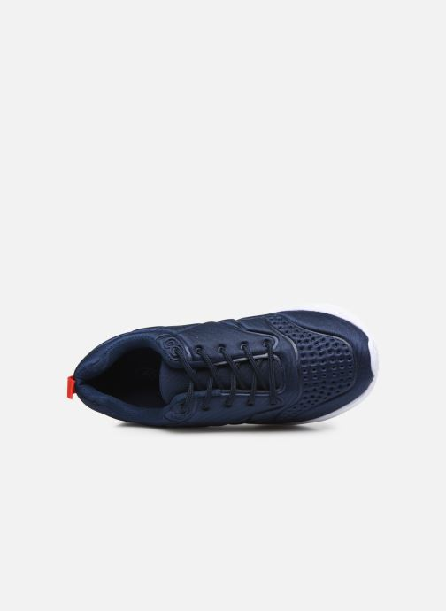 Baskets Kaporal Ruban Bleu vue gauche
