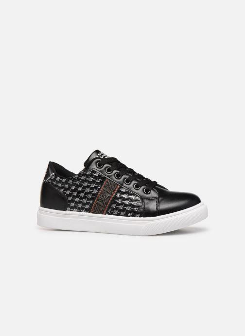 Sneakers Kaporal Stone Zwart achterkant