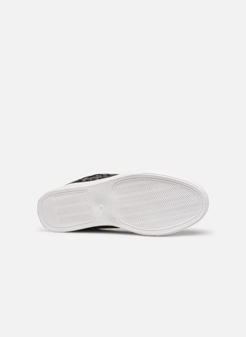 Sneakers Kaporal Stone Zwart boven