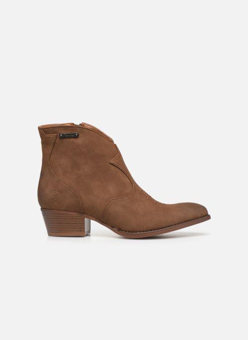 Bottines et boots Kaporal Sabrina Marron vue derrière