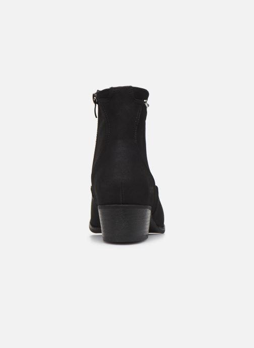 Bottines et boots Kaporal Sabrina Noir vue droite