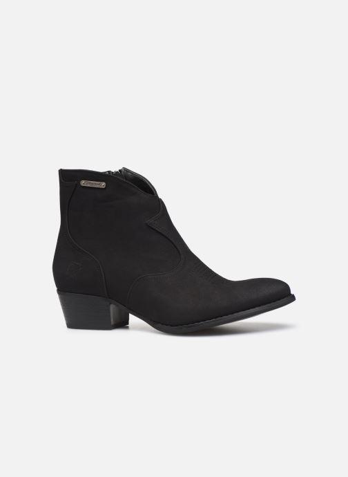 Bottines et boots Kaporal Sabrina Noir vue derrière