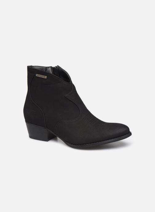 Bottines et boots Kaporal Sabrina Noir vue détail/paire