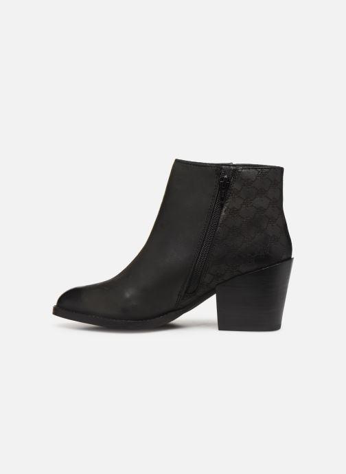 Bottines et boots Kaporal Lexika Noir vue face