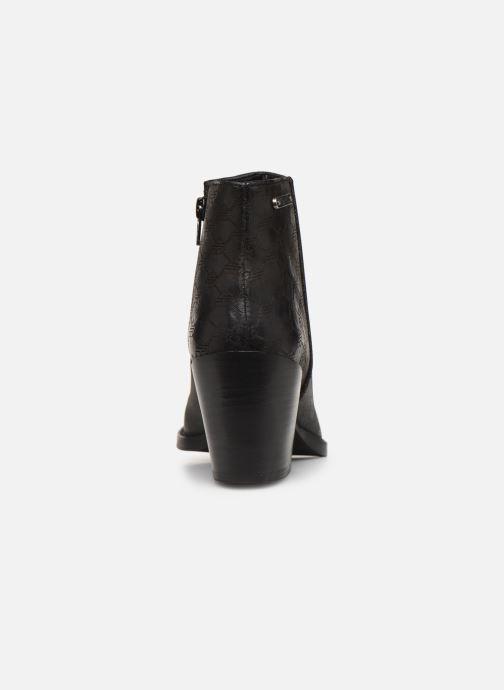 Bottines et boots Kaporal Lexika Noir vue droite