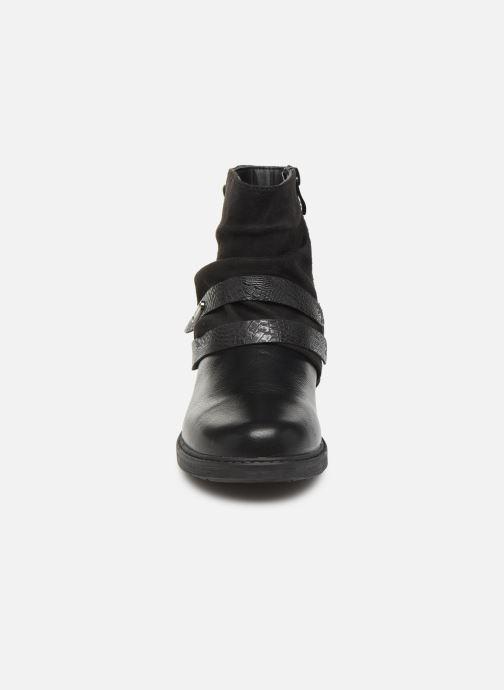 Bottines et boots Kaporal Rock 2 Noir vue portées chaussures