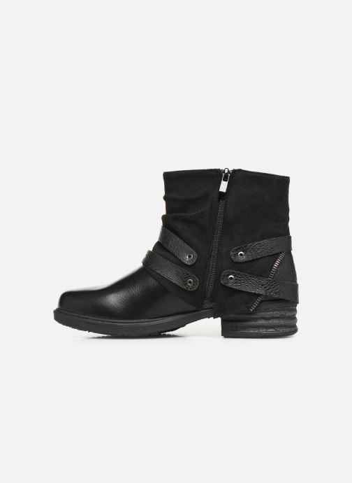 Bottines et boots Kaporal Rock 2 Noir vue face