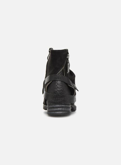 Bottines et boots Kaporal Rock 2 Noir vue droite