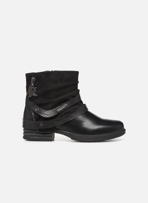 Bottines et boots Kaporal Rock 2 Noir vue derrière